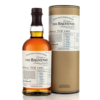 The Balvenie Tun 1401 Batch 7