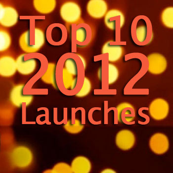Top 10 2012 Spirit launches