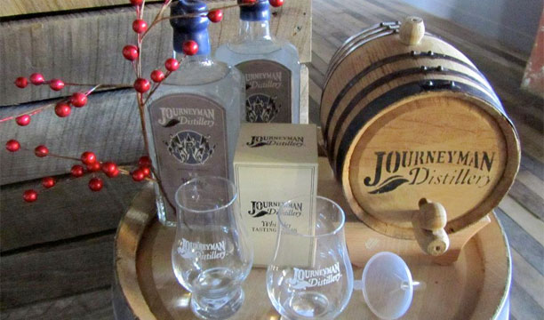 Journeyman age your own whiskey