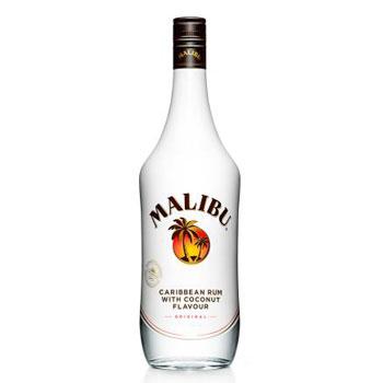 Malibu new bottle design