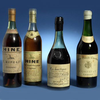 Bonhams Cognac auction