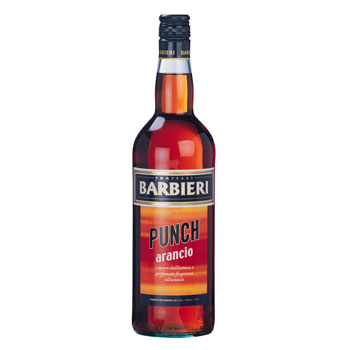 Punch Barbieri Campari Distillerie Moccia