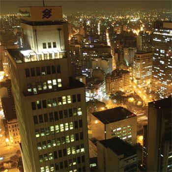 Sao Paulo Latin America