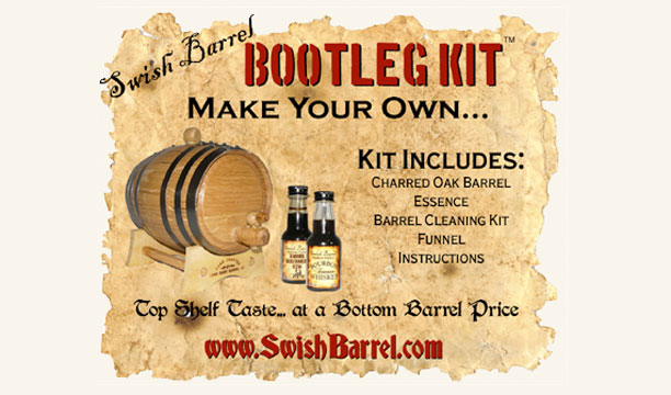 Thousand oaks barrel kit