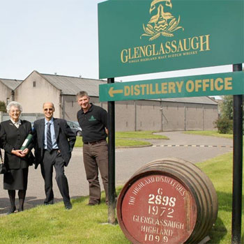 Glenglassaugh Distillery BenRiach