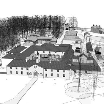Slane Castle distillery