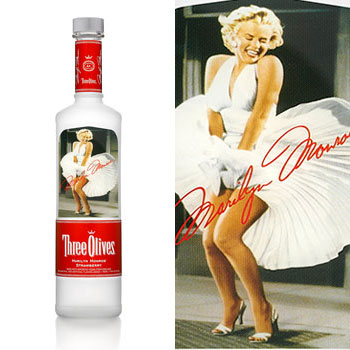 Three Olives Marilyn Monroe Strawberry