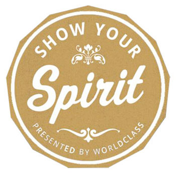 Diageo Show Your Spirit