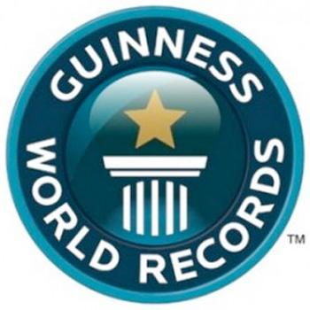 Guinness spirit World Records logo