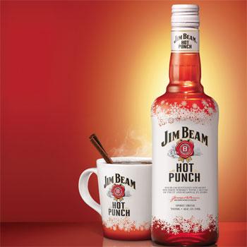 Jim Beam Hot-punch