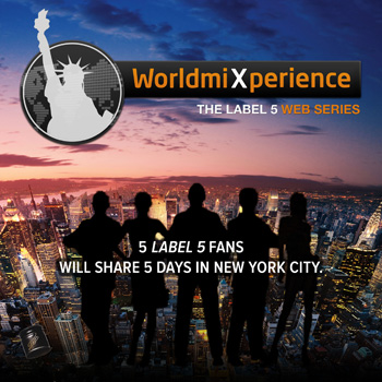 Label5 WorldmiXperience