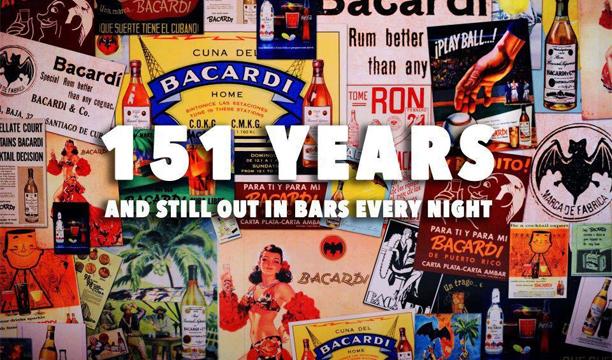 Bacardi Worlds largest rum brands