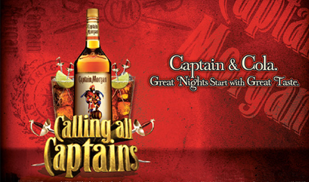 Captain-Morgan Worlds largest rum brands