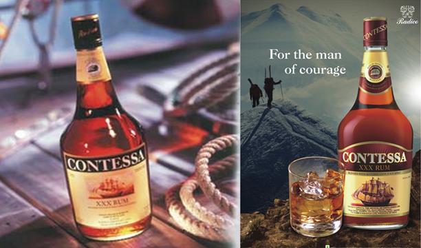 Contessa Worlds largest rum brands