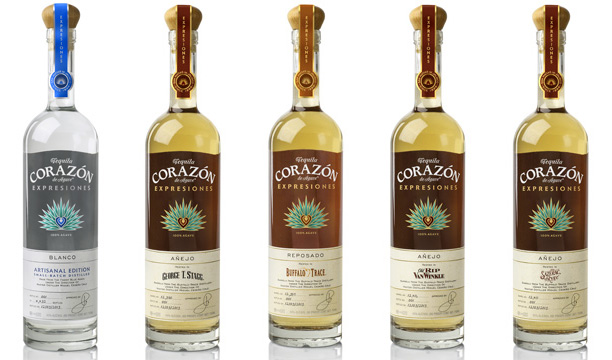 Corazon Tequila Top May launches