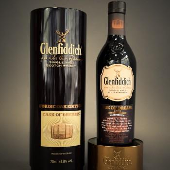 Glenfiddich cask of dreams 2012 russian cask (russian import) 75cl.