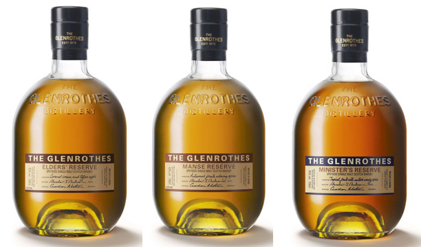 The Glenrothes Manse Brae top May spirit launches