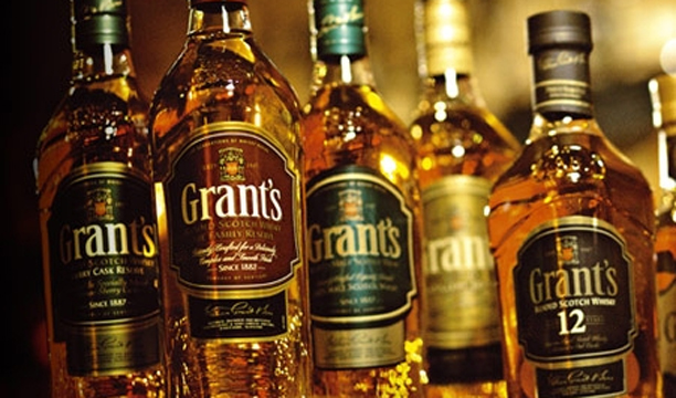 William Grant's World largest Scotch whisky brands