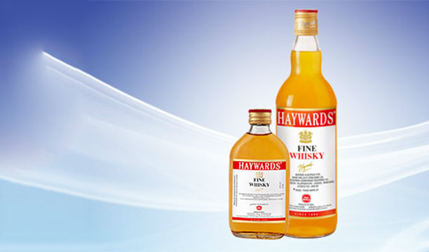 Haywards-Fine worlds largest Indian whisky brands