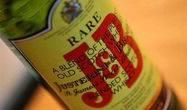 J&B-Rare World largest Scotch whisky brands