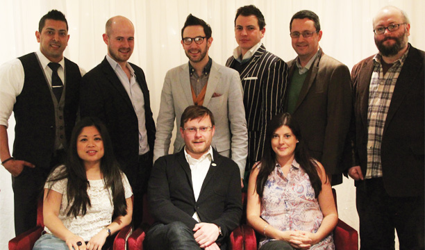 Scotch Whisky Masters Judges