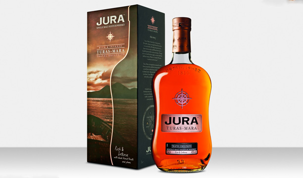 Jura Turas Mara Top May spirit launches