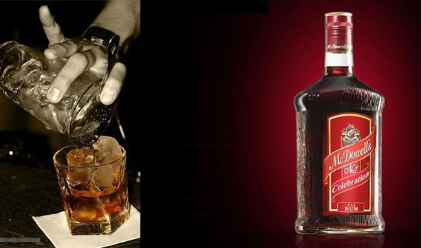 McDowells-No-1-Celebration-Rum Worlds largest rum brands