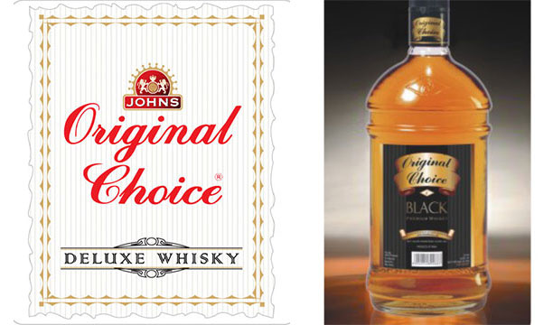 Original-Choice worlds largest Indian whisky brands