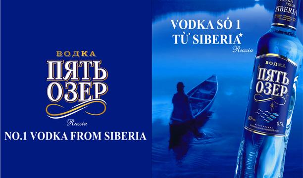 Pyat-Ozer Worlds largest vodka brands