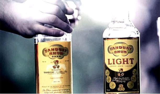 Tanduay-Rum Worlds largest rum brands