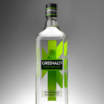 Greenall's London Dry Gin will be the exclusive gin-server for Lancashire County Cricket Club.