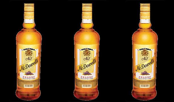 McDowell's-No.1-brandy-worlds-largest-Cognac-brands