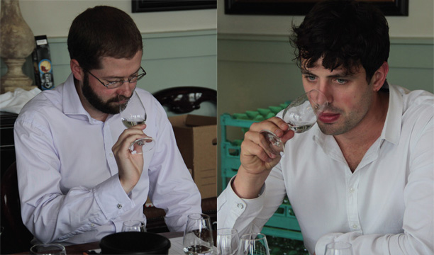 The-Gin-Masters-2013-judges-Barny-and-Mark