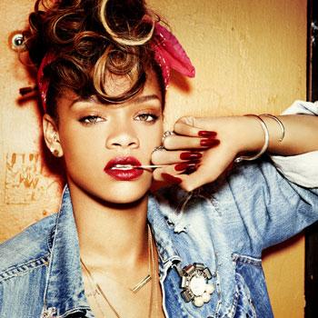Top ten spirits plugs in pop music - Rihanna