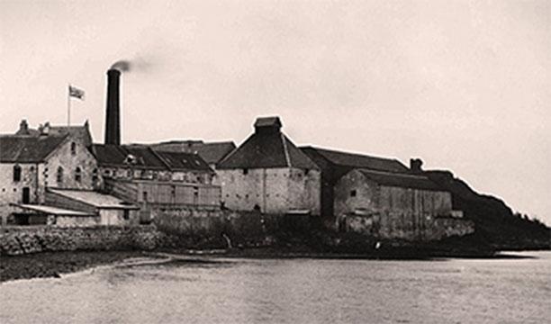 Bowmore-distillery-haunted