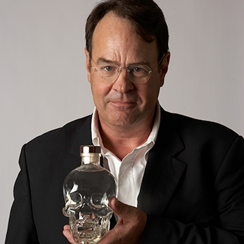 Dan Akroyd Crystal Head Vodka