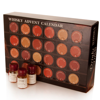 Drinks By The Dram Part Of Maverick Portfolio Has Released Four Whisky And Gin Advent Calendars To Help Imbibers Celebrate Countdown