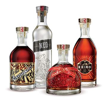 Bacardi The Facundo Rum Collection