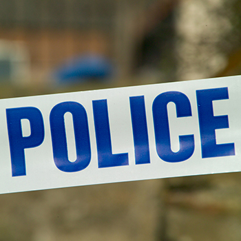 Police spirits theft