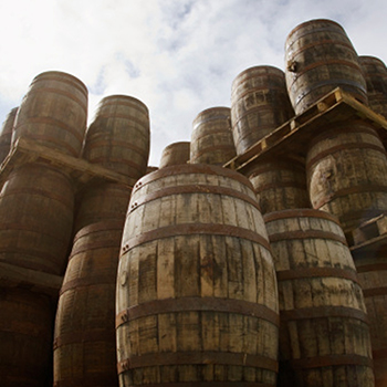 Diageo Bourbon barrel shortage