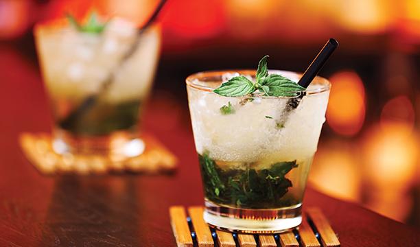 Prohibition-cocktails-Mint-Julep
