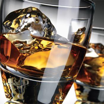 Irish whiskey exports