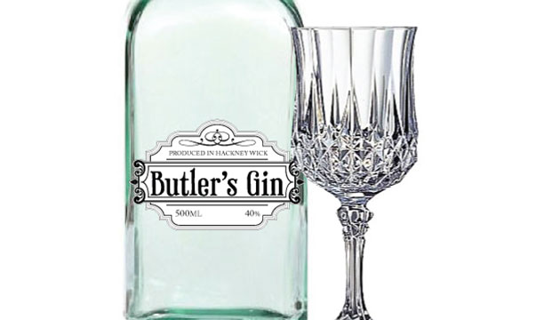 Craft-Gin-Butler's