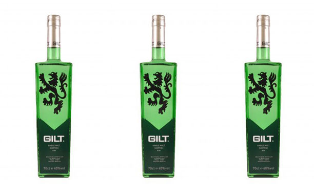 Craft-gin-Gilt