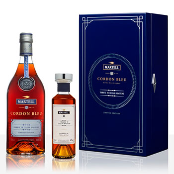 sc 1 st  The Spirits Business & New Martell Cognac pays tribute to cellar masters