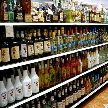 Spirits Sales