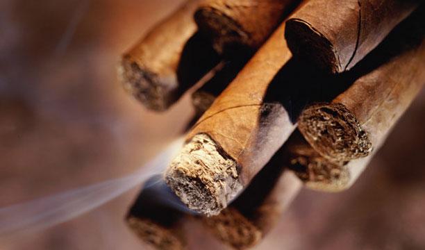 Cigar-cocktail