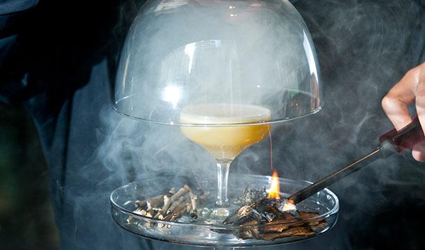 Gunpowder-cocktail
