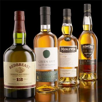 Toast the patron saint of Ireland this St. Patrick's Day with one of The Spirits Masters award-winning Irish whiskeys.