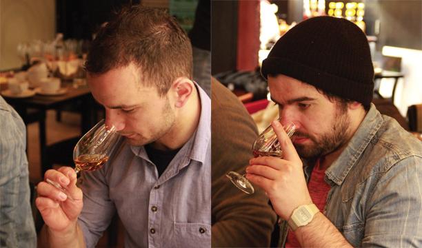 Rum-Masters-2014-nosing-tasting